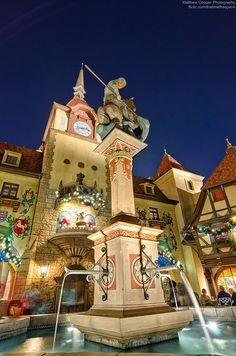 Germany Epcot World Showcase !!!