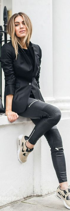 Effortless Chic // Fashion Look by Lydia Elise Millen
