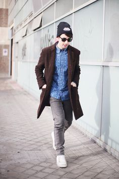 Mike, Madrid style. cupofcouple.blogspot.ru Your Style - Menwww.yourstyle-men.tumblr.com