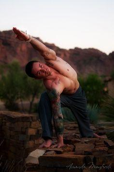Yoga. Foto.