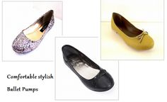Great selection of Ballet Pumps available at Carlton London Wholesale, glitzy, bright, or simple everyday. Ballet pumps are versatile and can be worn both in the evening and in day. Shop the range.