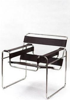 Marcel breuer armchair 1922 bauhaus pinterest - Bauhaus iluminacion interior ...