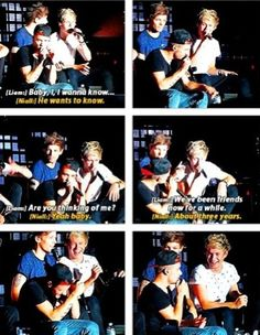 Nialler Nialler Niall... YOU ARE TOO LOVABLE.