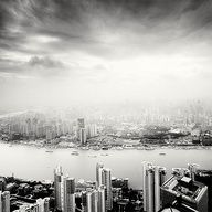 Black & White Photos of Shanghai