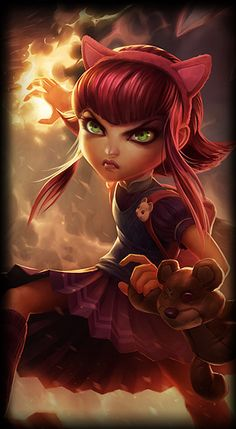 League of Legends Tank Annie Build League of Legends vêtements homme en france www.lolvetements....