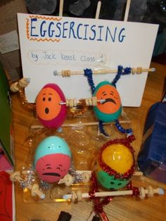 School Egg Decorating Competition Ideas & Tips | Eggs, Childhood ...