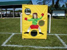 soccer carnival game
