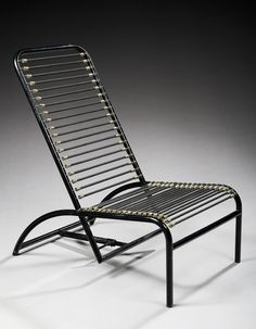 Lounge chair, René Herbst Home sweet home! Daddy and Mum!