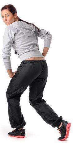 Nylon pants mmm