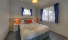 Look how amazing our Deluxe Waterfront cabins are looking here at Batemans Bay, Easts!