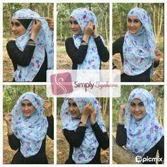 Hijab tutorial #2