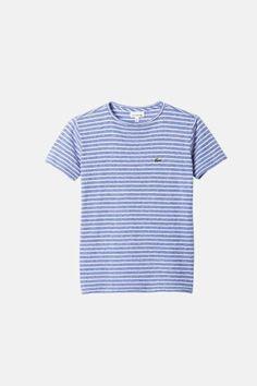 #Lacoste #tshirt for #boys #Stripes