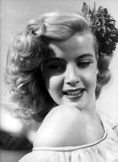 Gloria DeHaven (1925 - ) | Starred in Three Little Words, I'll Get By, Between Two Women, Modern Times, & The Thin Man Goes Home