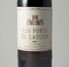 SOMMPICKS – 1979 Chateau La Tour Les Forts de Latour $179