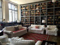 Casa+de+oaspeti+din+Cincsor Bookcase, Shelves, Interior, Ideas, Home Decor, Home, Homes, Library Locations, Shelving