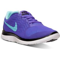 Nike Women's Free 4.0 V5 Running Sneakers From Finish Line ($70) ❤ liked on Polyvore featuring shoes, athletic shoes, workout, nike shoes, nike athletic shoes, nike, athletic running shoes and running shoes