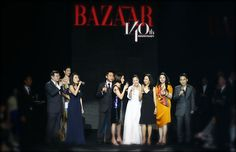 Harper's Bazaar Celebrates its 140th Anniversary Red Carpet Party With Fashion Show Re-Master for Thai Fashion ครั้งแรกของ BIFW ชมภาพทั้งหมดได้ที่ ThaiCatwalk : http://thaicatwalk.com/?p=2166None