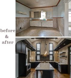 Spectacular Kitchen Before & After