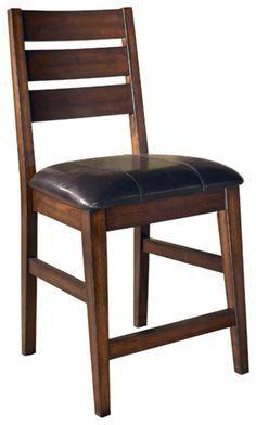 Ashley Furniture Signature Design Larchmont Barstool Set Pub