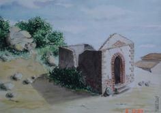 Capilla en ruinas en Zarzalejo (Madrid)