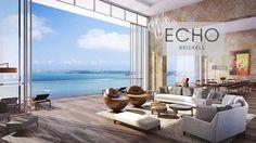 Echo Brickell - Brickell, FL Mais informações: http://echobrickell.us/pt-br/ More information: http://echobrickell.us/ Más información: http://echobrickell.us/es/