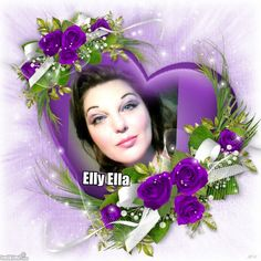 Purple Heart ELLY ELLA