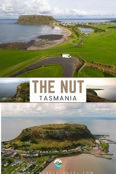 A complete travel guide to visiting The Nut at Stanley, Tasmania. Discover one of Tasmania's most iconic natural attractions in this remote part of the Northwest coast. Stanley Tasmania, Need To Know, North West, Travel Guide, Attraction, Golf Courses, Coast, Nature, Naturaleza