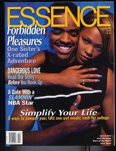 Love Jones' Stars Larenz Tate and Nia Long
