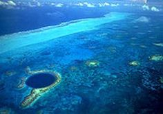 Blue hole, Belize - I was there this past Thanksgiving 2011!