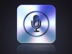 Dribbble - Siri icon by Giovanni Lauricella✎
