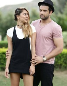 Right from latest fashion trends, celeb style, ethnic wear and womens fashion that steal your heart to owning the look, it's now super easy. Tv Actors, Actors & Actresses, Anusha Dandekar, Karan Kundra, All Actress, What's Trending, Wedding Shoot, Couple Goals, Latest Fashion Trends