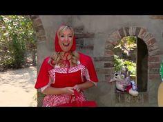 Dirk Scheele - In het sprookjesbos met Kathleen uit de serie 'Op stap me...