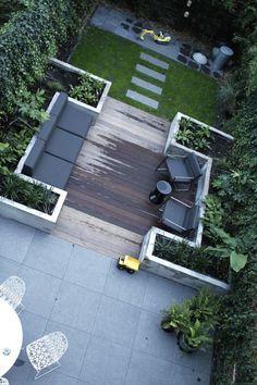 Afbeeldingsresultaat voor tuin ideeen low budget