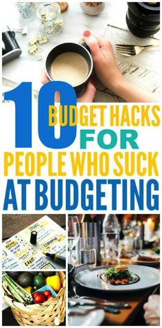 Money saving tips 293156256995770569 - These budgeting hacks and money saving ideas are really good! I'm glad I found these awesome money tips! Now I have some great money saving tips to try out! Best Money Saving Tips, Ways To Save Money, Money Tips, Saving Money, How To Make Money, Money Hacks, Money Budget, Investing Money, Living On A Budget