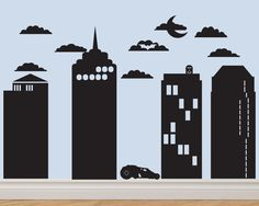 cool wall decals for jbird's room
