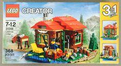 Toys | Lego Creator Lakeside Lodge