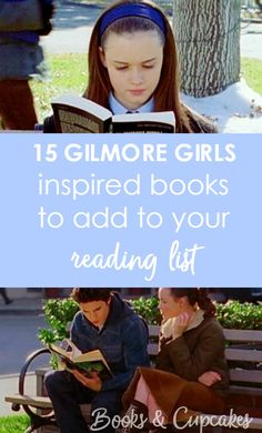 15 Gilmore Girls Inspired Books to Add to Your Reading List. Being the bookworm that I am, I have challenged myself to reading at least 15 books that Rory Gilmore has read.