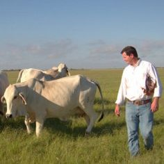 Check out Texas Farm Bureau's Top 10 reasons to admire Texas farmers.