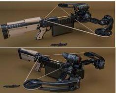 Resultado de imagem para repeating crossbow