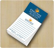 As Low as 40¢ | 3.5 x 6.25 Personalized Magnetic Notepads