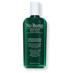 GiGi - No Bump Skin Treatment  The best product ever to eliminate and prevent ingrown hair