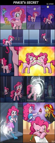 Pinkies secret