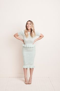 My March Collection - Lauren Conrad Lauren Conrad Collection, Conservative Outfits, Lc Lauren Conrad, Lauren Conrad Clothes, Modest Fashion, Jw Fashion, Ladies Fashion, Summer Lookbook, Best Wear