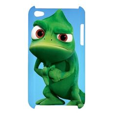 Tangled Pascal ipod 4G touch case cover | bestiphone5caseshop - Accessories on ArtFire