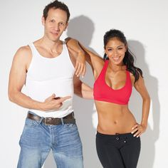 Nicole Scherzinger shares her go-to arm and ab exercises so you can say goodbye to ab flab and arm jiggle—fast. Try her arm and ab workout for a firm body and the accompanying confidence.