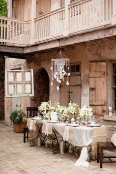 Rehearsal Dinner with style ~ from Style Me Pretty | Gallery | Picture |