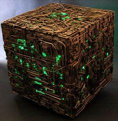 Borg Cube Computer