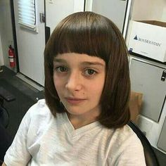 "Will Byers ""Noah Schnapp"" Stranger Things Stranger Things Fotos, Stranger Things Funny, Stranger Things Netflix, Stranger Things Season, Millie Bobby Brown, Will Byers, My Future Boyfriend, Bowl Cut, Beautiful Person"