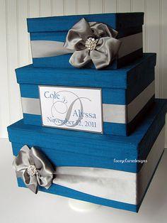 Wedding Card Box, Money Holder, Wedding Box - Custom Made