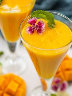 Tropical Juice Recipe, Indian Lentil Dish, Lentil Dishes, Egg Curry, Mango Fruit, Red Chili Powder, Evening Snacks, Recipe Steps